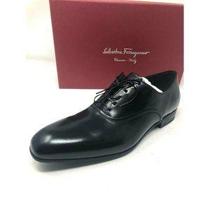 New Salvatore Ferragamo Black Shoes Dunn
